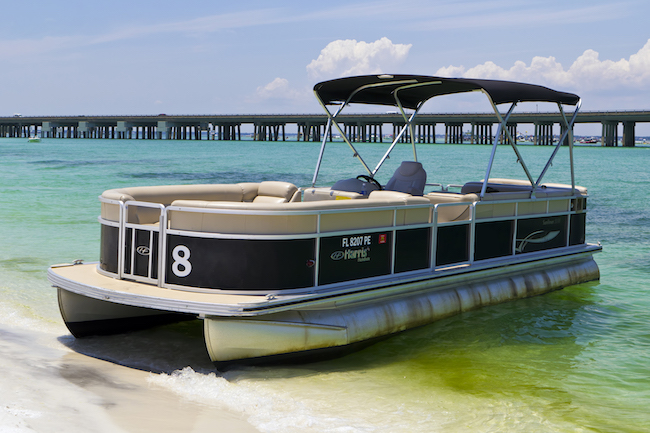Destin, FL, Pontoon Rentals