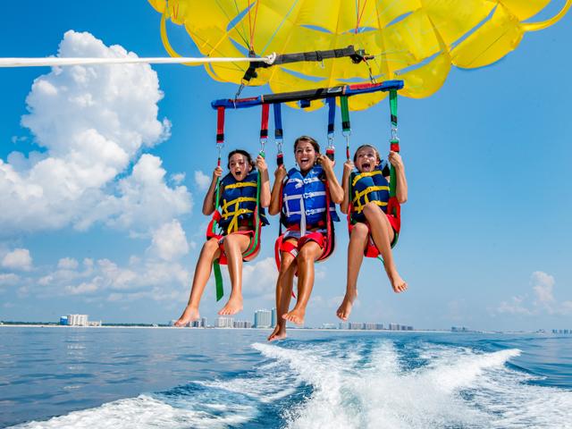 gulf shores parasailing