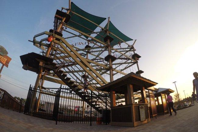 okaloosa island theme park