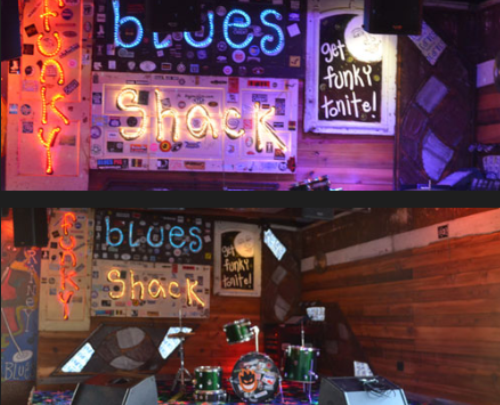funky blues shack destin