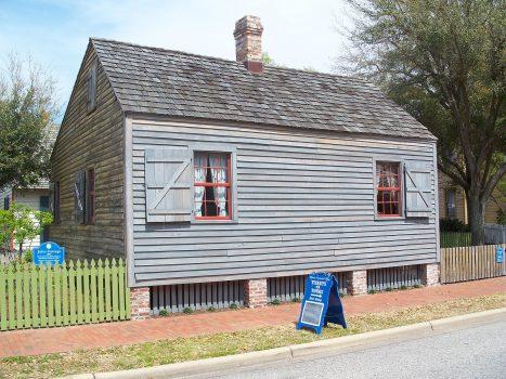 pensacola historic village