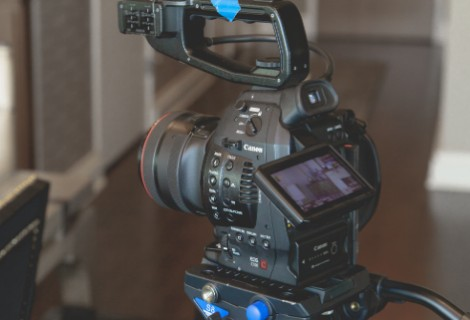 eagle eye filming