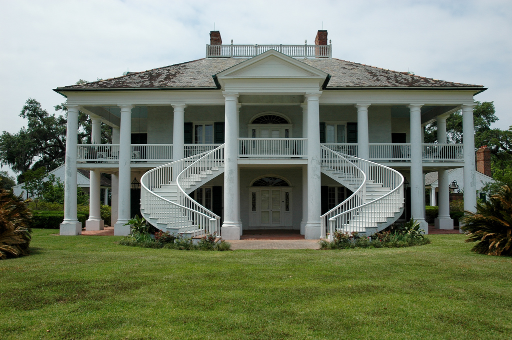 evergreen plantation tour