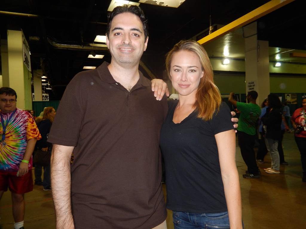 panama city beach comic con guest lindsey mckeon