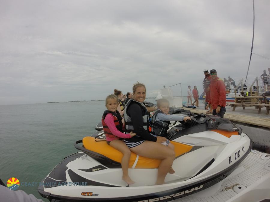 Key West Jet Ski Rides