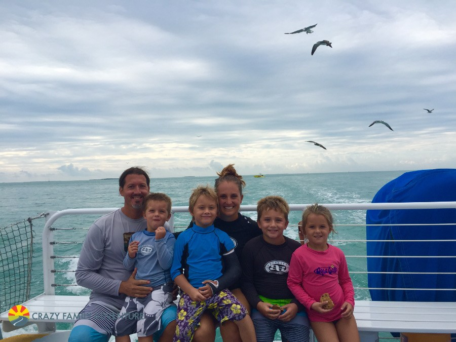 Key West Boat Tour