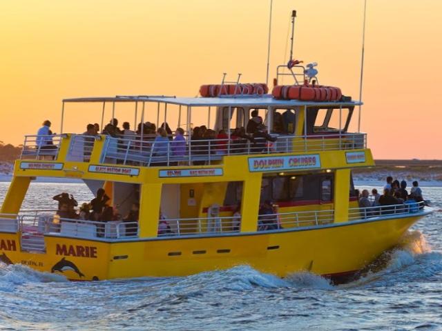 destin harbor boat cruise