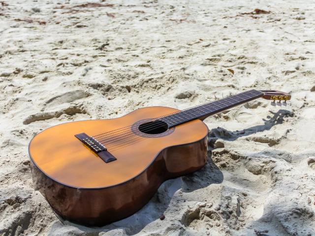 Pensacola Beach Music Events