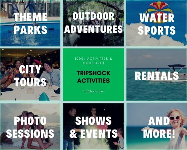 tripshock activities