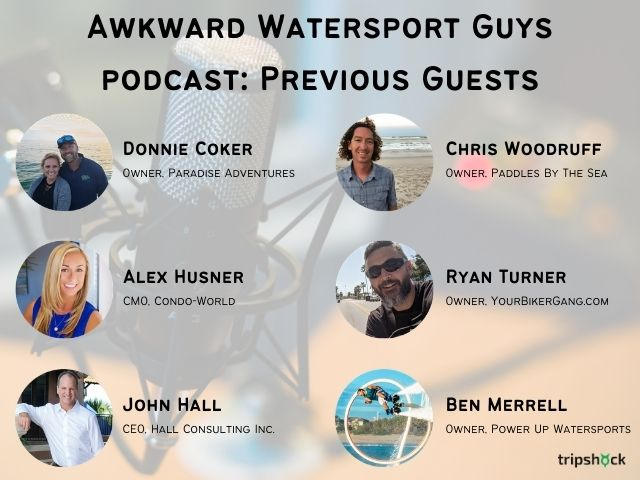 awkward watersports guys podcast guests