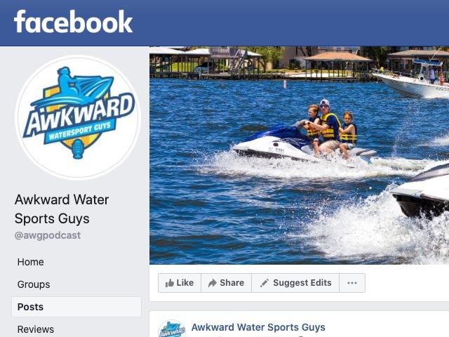 awkward watersport guys facebook page