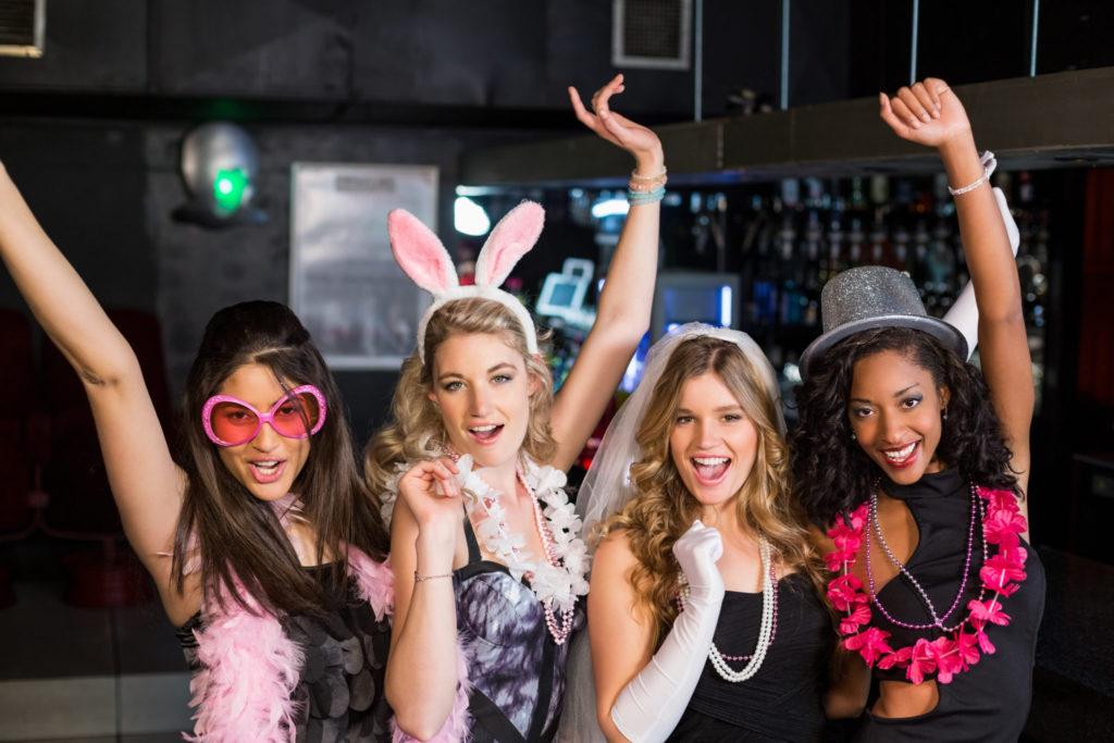 friends-celebrating-bachelorette-party