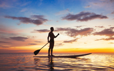 Take Your Stand-Up Paddleboard (SUP) Rentals & Tours to the Next Level!