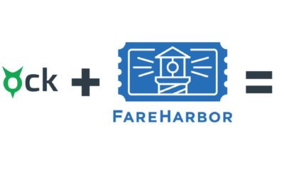 FareHarbor Connection Makes Selling with TripShock Easy!